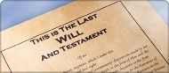 Estate Planning & Wills